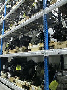2014 Ford Focus 2 0l Engine Motor Oem 50k Miles Lkq 195646998