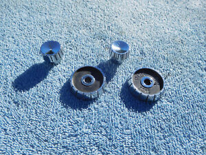 1959 Buick Electra Lesabre Factory Radio Knobs Oem