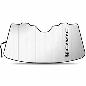 Honda Civic Large Stand Up Universal Fit Auto Windshield Sun Shade