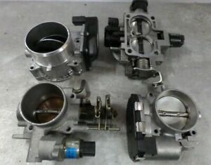 2006 Honda Civic Throttle Body Assembly Oem 144k Miles Lkq 153806084