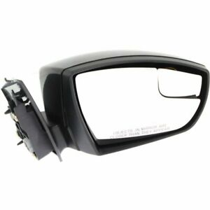 F1ez17682r Right New Mirror Passenger Side Rh Hand For Ford Focus 2015 2018