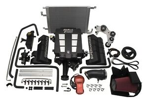 Edelbrock 1532 E Force Stage 1 Street Systems Supercharger