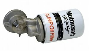 Ford Racing M 6880 a50 Oil Filter Adapter