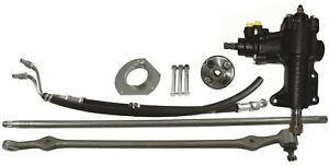 Borgeson 999023 Power Steering Conversion Kit Fits 65 66 Mustang