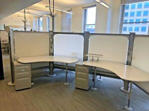 120 Cubicle Unit By Herman Miller Resolve Very Modern Style