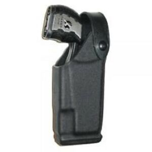 Safariland 6520 64 481 Black Stx Basketweave Rh Holster For X26 Taser