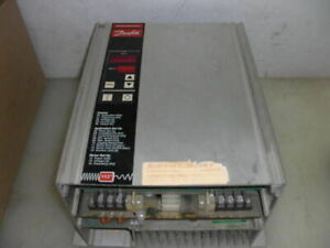 Danfoss Variable Speed Drive 175l1023 used