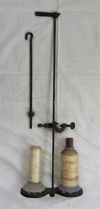 Antique Commercial Sewing Machine Thread Spool Holder