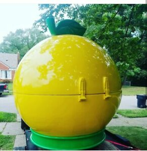 Beverage food Concession Lemonade Stand With Trailer For Sale