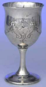 Reed Barton Francis I Sterling Water Goblet 4737491