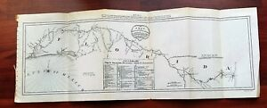 1936 Desoto Expedition Commission Fl Along Roads From Pensacola To St Augustine