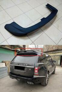 Rear Roof Spoiler Aerodynamic Wing Lip For Range Rover Vogue L405 Techart Style