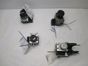 2015 Toyota Camry Abs Anti Lock Brake Actuator Pump Oem 37k Miles ap 182927151
