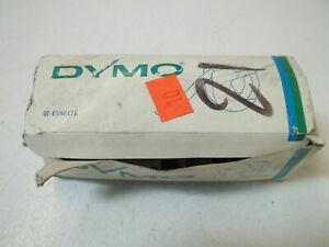 Lot Of 10 Dymo 5201 06 3 8 x12 Gl Blue Embossing Tape new In Box