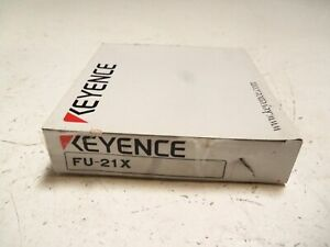 Keyence Fu 21x Fiber Optic Sensor new In Box