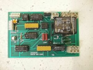 Rapid Air Corp 69100035 Control Board used