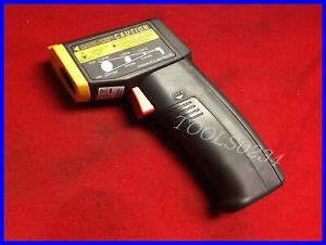Greenlee Tg 600 Infrared Thermometer 4 To 932 Degrees Fahrenheit Free Shipping