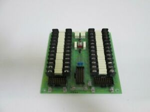 Bailey Pc Board Term Module Ntai03 Used