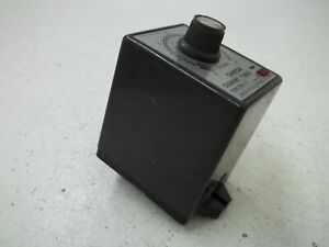 Omron Stp n Subminy Timer 100vac used