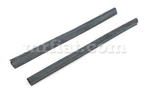 Fiat 1200 1500 Spider Lateral Windshield To Door Rubber