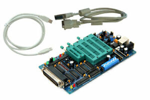 new Pcb6 0e Kee Willem Eprom Programmer Ship From Usa Free Db25 Usb Cables