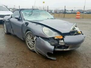 Roof Soft Top Cover Boot Fits 97 04 Porsche Boxster 781777