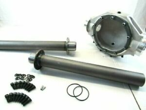 9 Ford Aluminum Rear Center Housing W 3 Axle Tubes Street Rod Hot Rod Muscle