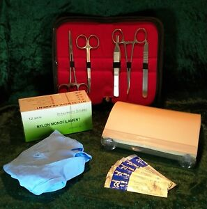 Excelsior Suture And Surgery Practice Training Kit For Medical Students