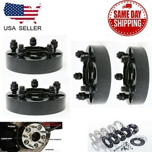 4pc 5x5 Hubcentric Wheel Adapter 2 5x127 Fit Commander Grand Cherokee Wrangler