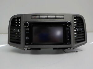 2013 2014 Toyota Venza Am Fm Cd Radio Receiver With Display Screen Oem