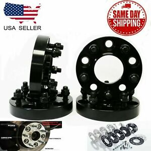 4pc 5x5 127mm Hubcentric Adapter 1 Fit Jeep Commander Grand Cherokee Wrangler