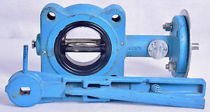 Itt Grinnell Butterfly Valve Handle Model Lc 8101 1 Wp 200 2 1 2