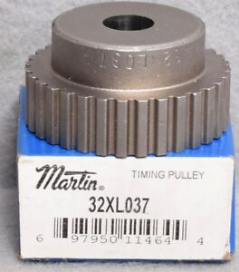 Martin 32xl037 Timing Pulley