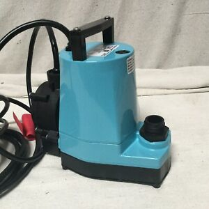 Little Giant 5 asp 1 6 Hp Pump With 120vac Voltage And Discharge Npt 1 F