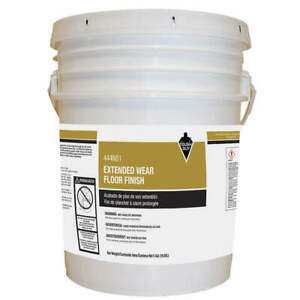 Tough Guy Floor Finish size 5 Gal ready To Use 444n51