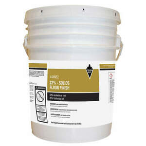 Tough Guy Floor Finish size 5 Gal ready To Use 444n52