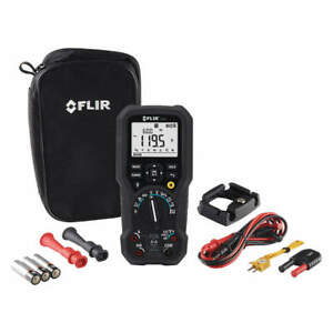 Flir Wireless Digital Multimeter lcd trms Dm91