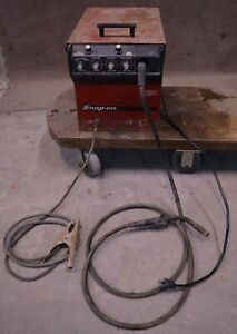 Snap on Ya219 120v Mig Welder W Pego m78 Gas Regulator parts repair