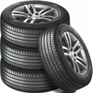 4 Hankook H735 Kinergy St 195 65r15 91t M s All Season Touring Traction Tires