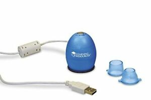 Learning Resources Zoomy Handheld Digital Microscope