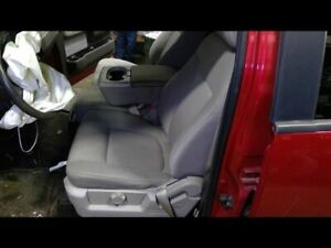 Driver Front Seat Bucket Captain Chair Cloth Fits 09 10 Ford F150 Pickup 594504
