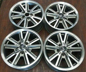 2005 2009 Ford Mustang 16 Inch Factory Original Oem Alloy Wheels Rims 3792 A