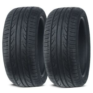 2 New Lexani Lxuhp 207 215 50zr17 95w Xl All Season Ultra High Performance Tires
