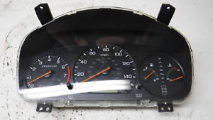 1998 2000 Honda Accord Speedometer Head Cluster 140k Oem Lkq