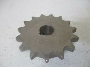 Martin 80b15ss Sprocket Roller Stainless Steel Used