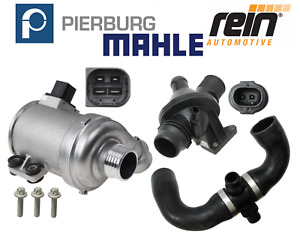 Oem Electric Water Pump W Bolts Hose Thermostat Kit Pierburg Mahle Bmw 2 0l