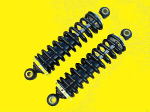 Pro Series Street Rod Rear Coil Over Shock 250 Lb Springs Coilover Adjustable