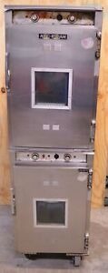 Alto shaam Double Recon vector Series Ii Cook hold Cabinet Oven Holding Warming