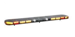 Whelen Justice Towman 10 Head Lightbar With Brake Tail Turns Work Lights