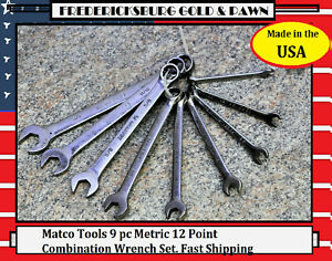 Matco Metric Wrench In Stock | Replacement Auto Auto Parts